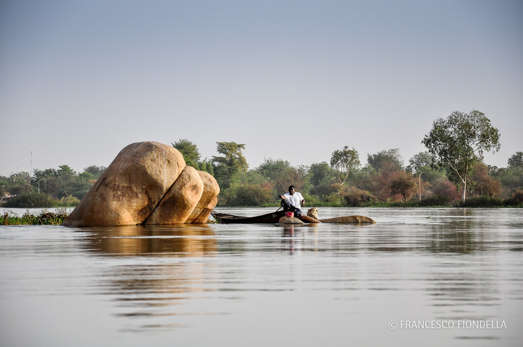 On the Niger