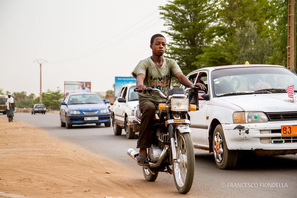 Niamey Traffic