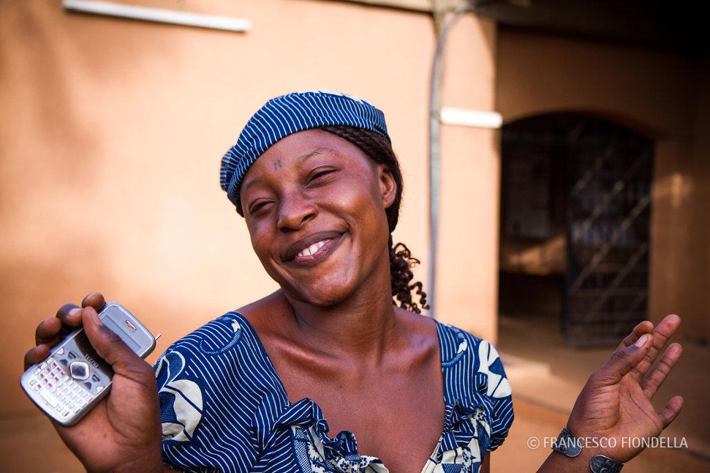 Young Nigerien Woman