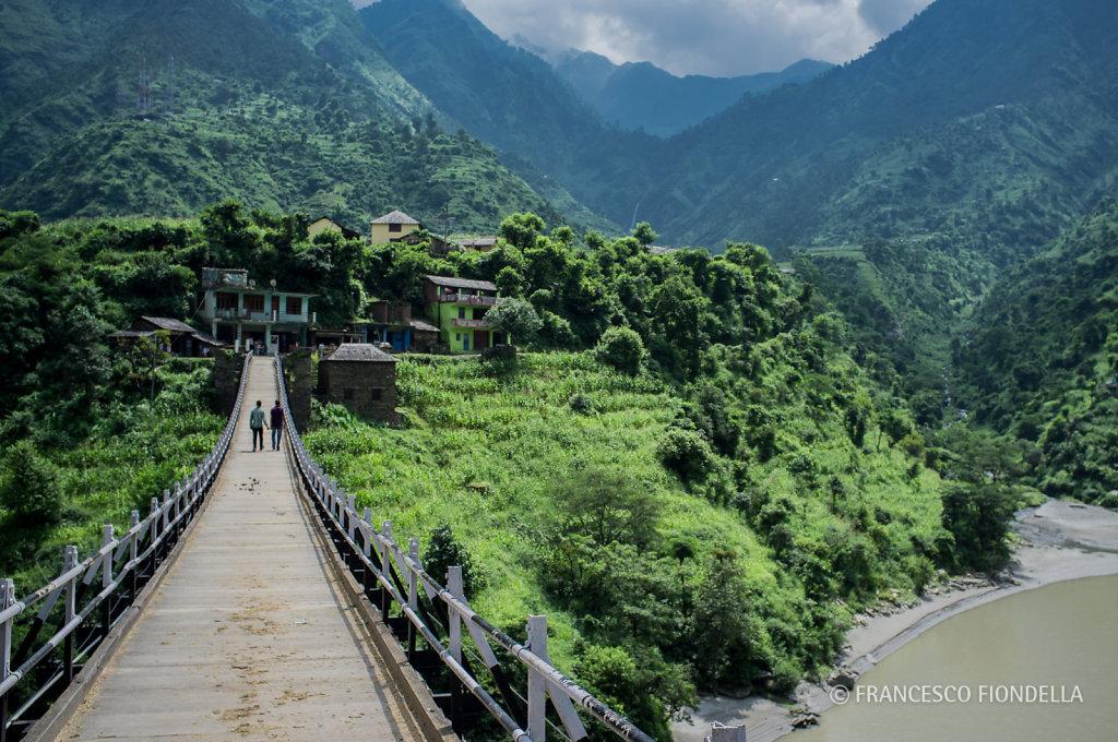 Bridge, Himalaya