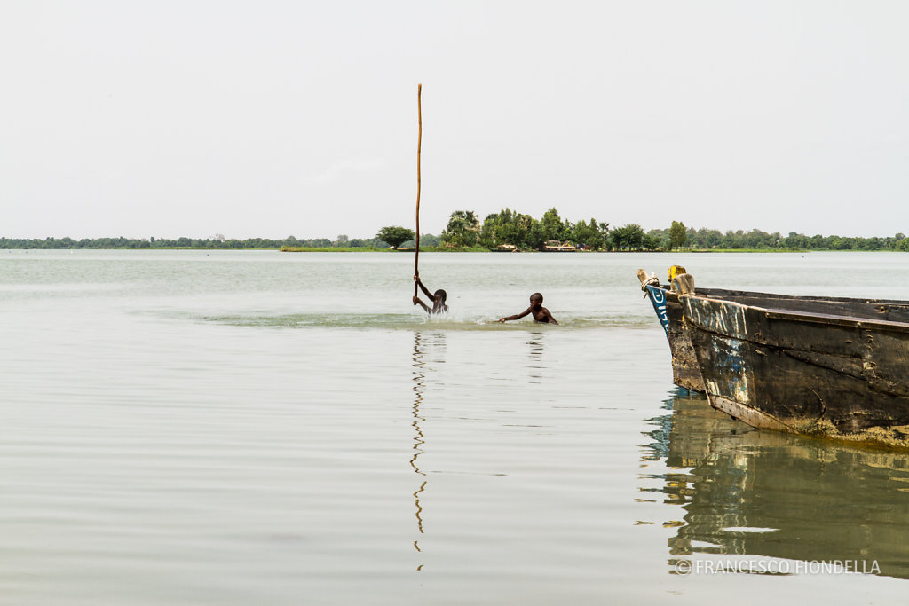 Niger swim