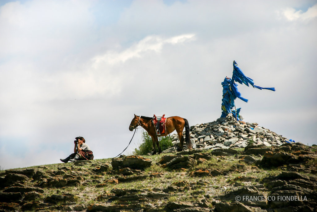 Outside of Ulaanbaatar, Mongolia