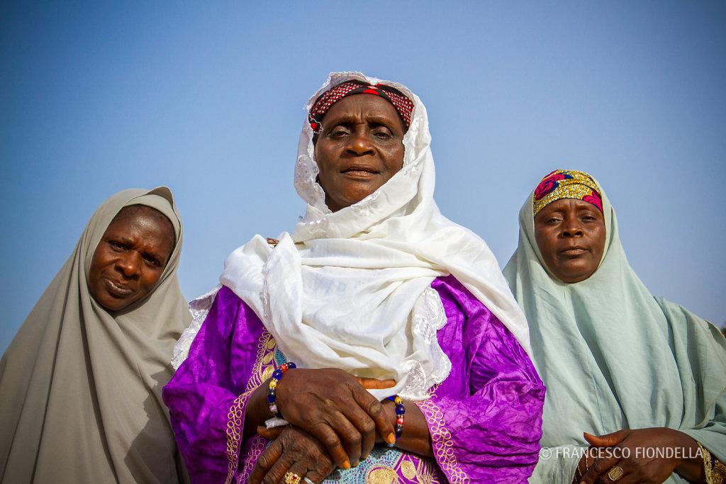Women of Soudoure