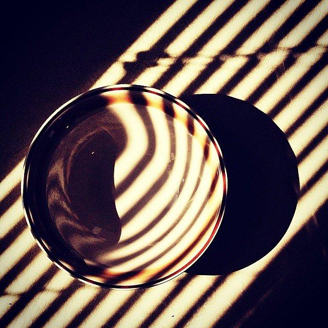 Light lensing