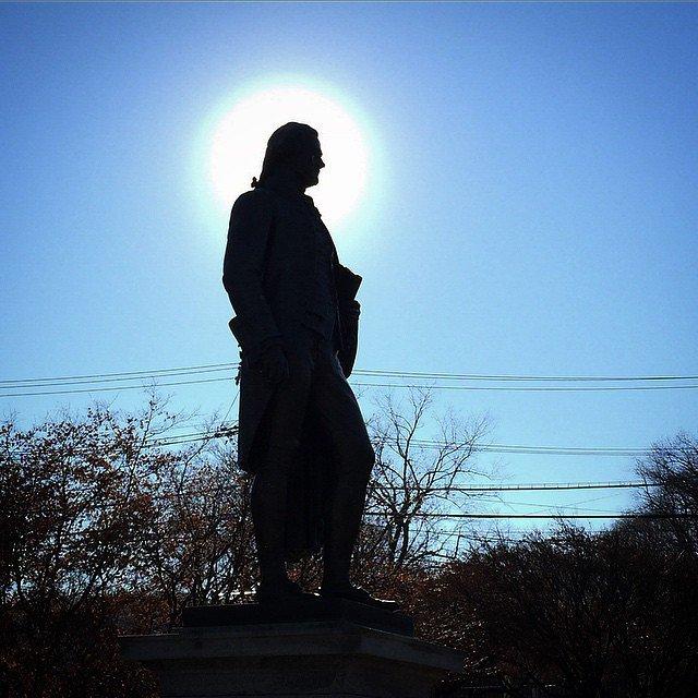Saint Alexander Hamilton