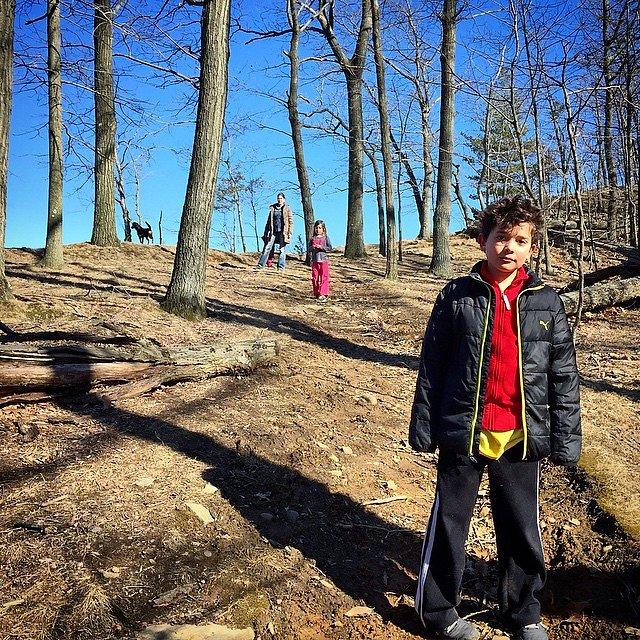 Hiking the Hudson