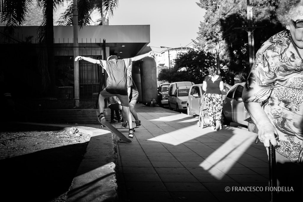 Skateboarders #2, Buenos Aires