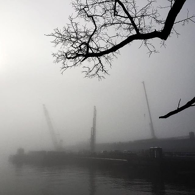 Bridge construction under .     —————————————     _shot       _shot _transport  _transport